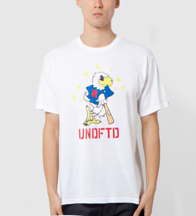 UNDEFEATED White Eagle UNDFTD T-Shirt