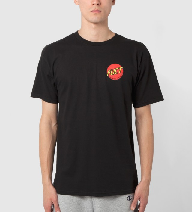 FUCT Black Forever In Our Hearts T-Shirt