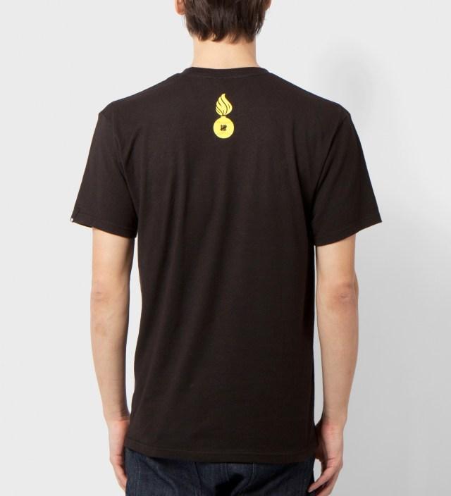 Undefeated Black Hail Mary T-Shirt