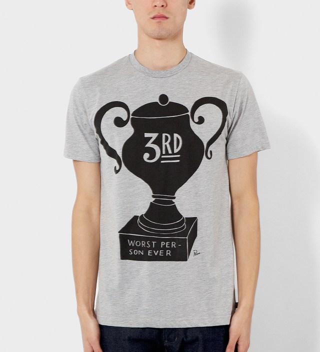 Parra Grey 3rd Place T-Shirt
