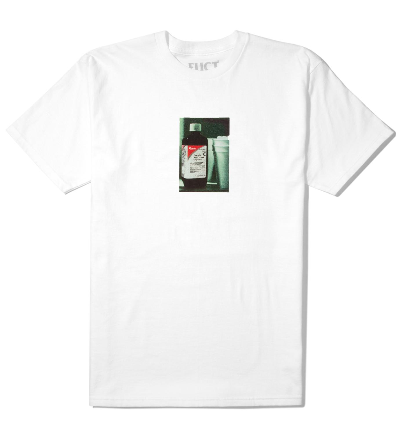 FUCT White Leanin T-Shirt