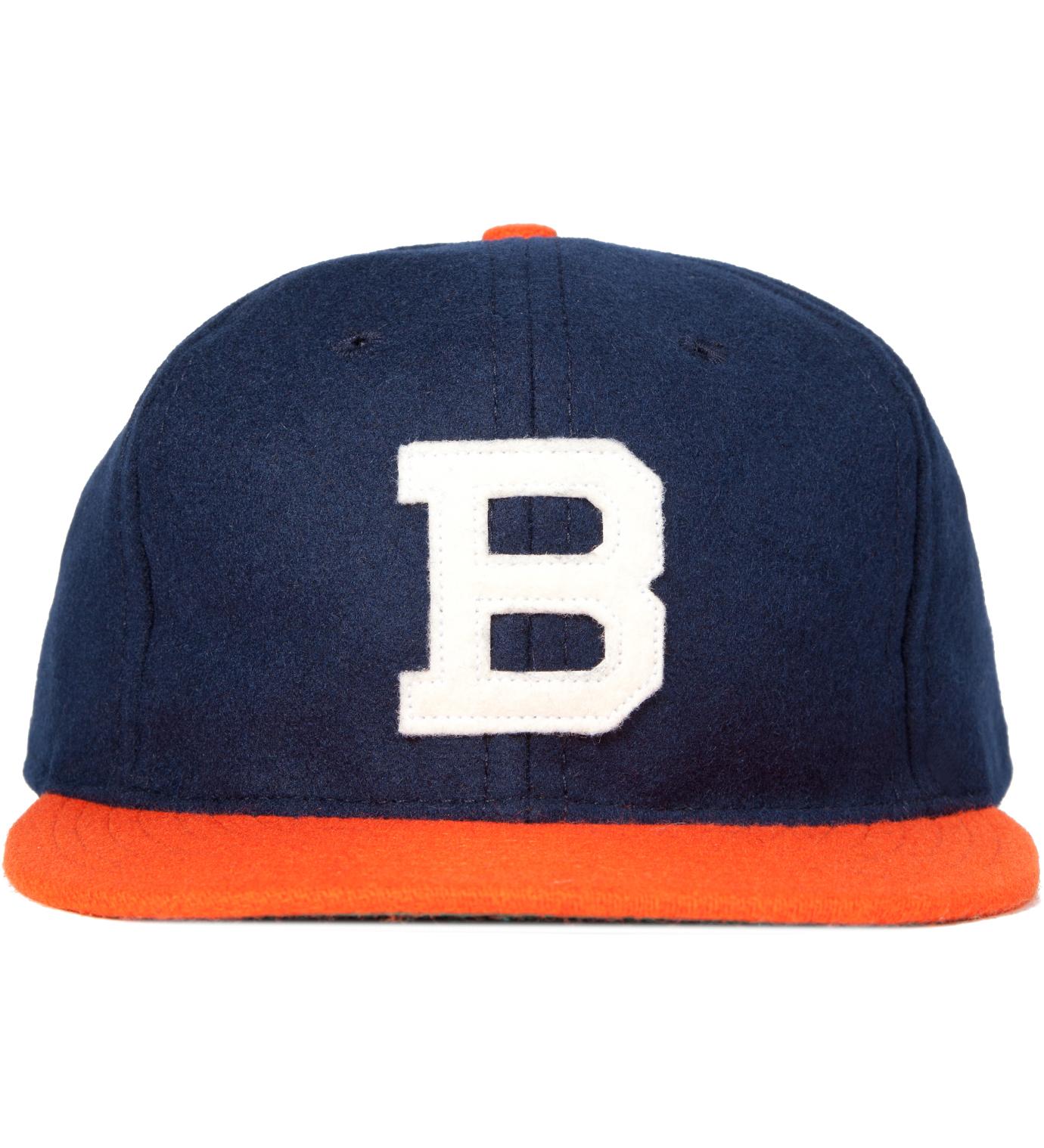 Ebbets Field Flannels Brooklyn Bushwicks 1949 Ballcap