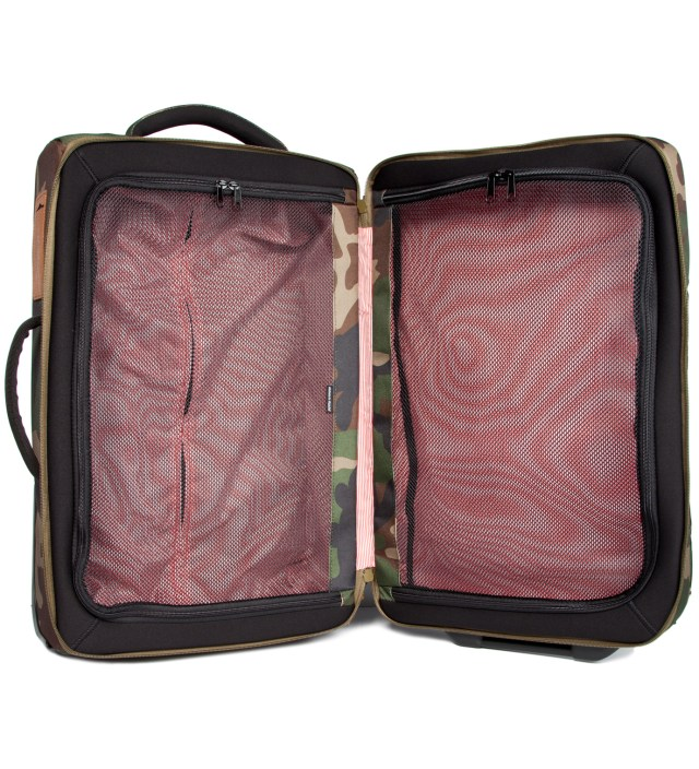 Herschel Supply Co. Woodland Camo Campaign Luggage