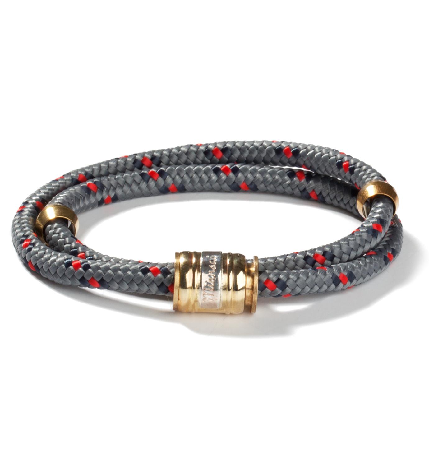 Miansai Grey Casing Bracelet