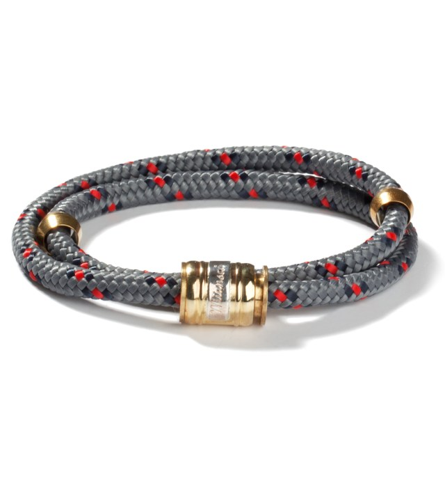 Miansai Grey Casing Bracelet