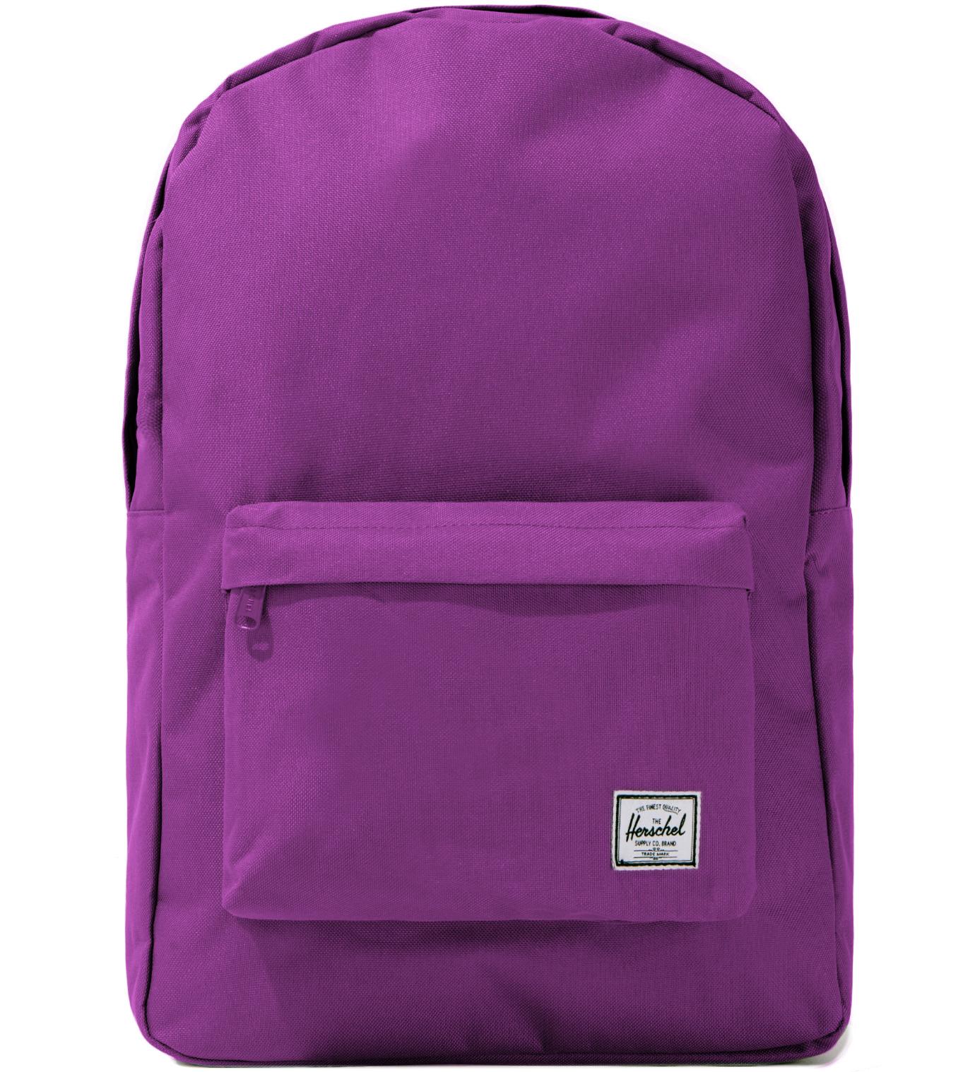 Herschel Supply Co. Purple Classic Backpack