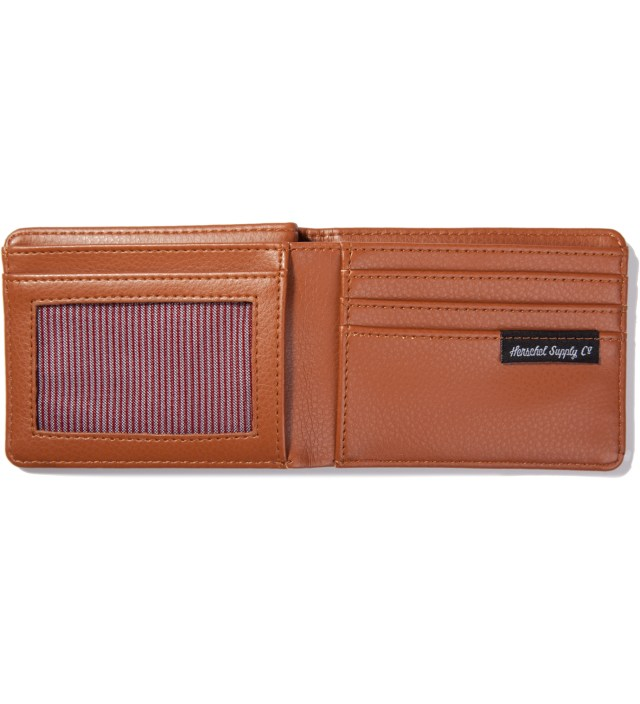 Herschel Supply Co. Purple/Cobalt Hank Wallet