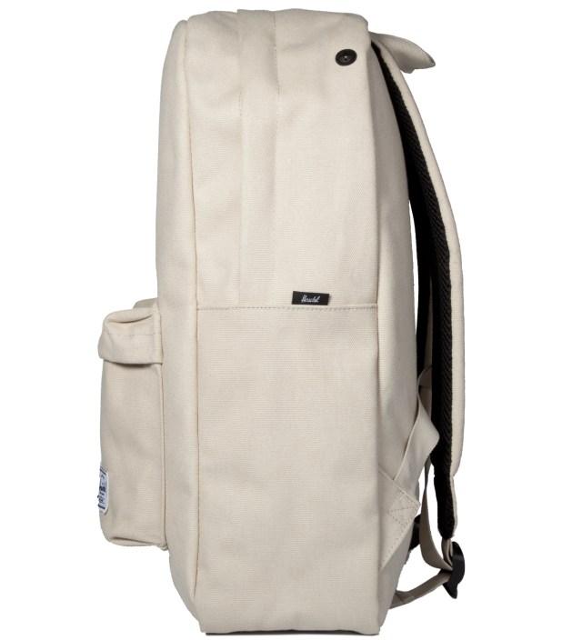 Herschel Supply Co. Natural Heritage Canvas Backpack