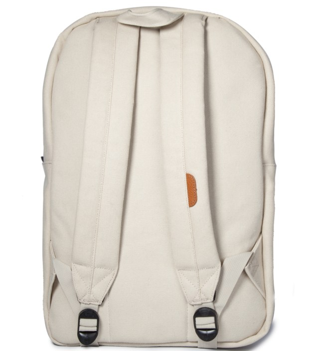 Herschel Supply Co. Natural Heritage Canvas Backpack