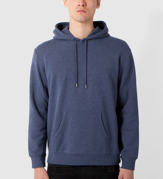 A.P.C. Blue Sweat Champion Sweater