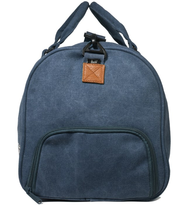 Herschel Supply Co. Washed Navy Novel Canvas Bag