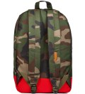 Herschel Supply Co. Woodland Camo/Navy/Red Settlement Backpack