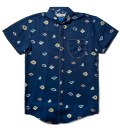Volklore Blue Winston Shirt