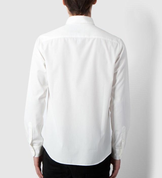 A.P.C. White Chemise Shirt