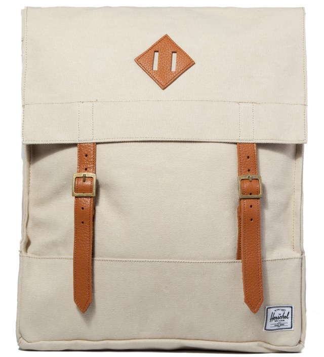 Herschel Supply Co. Natural Survey Canvas Backpack