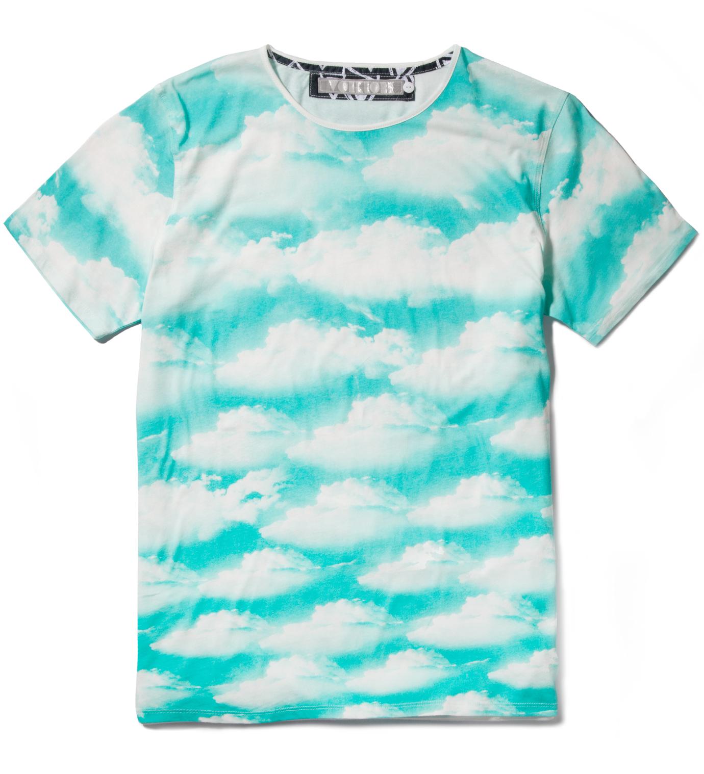 Volklore White Orbit T-Shirt