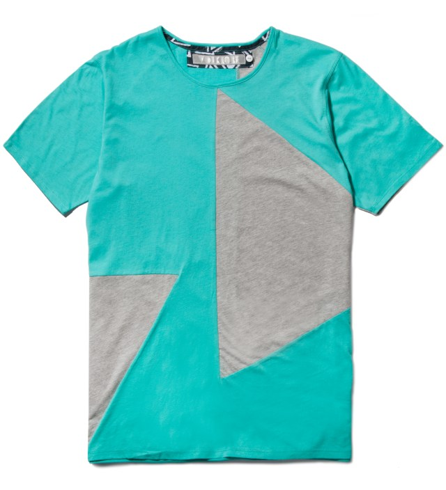 Volklore Turquoise Volker T-Shirt