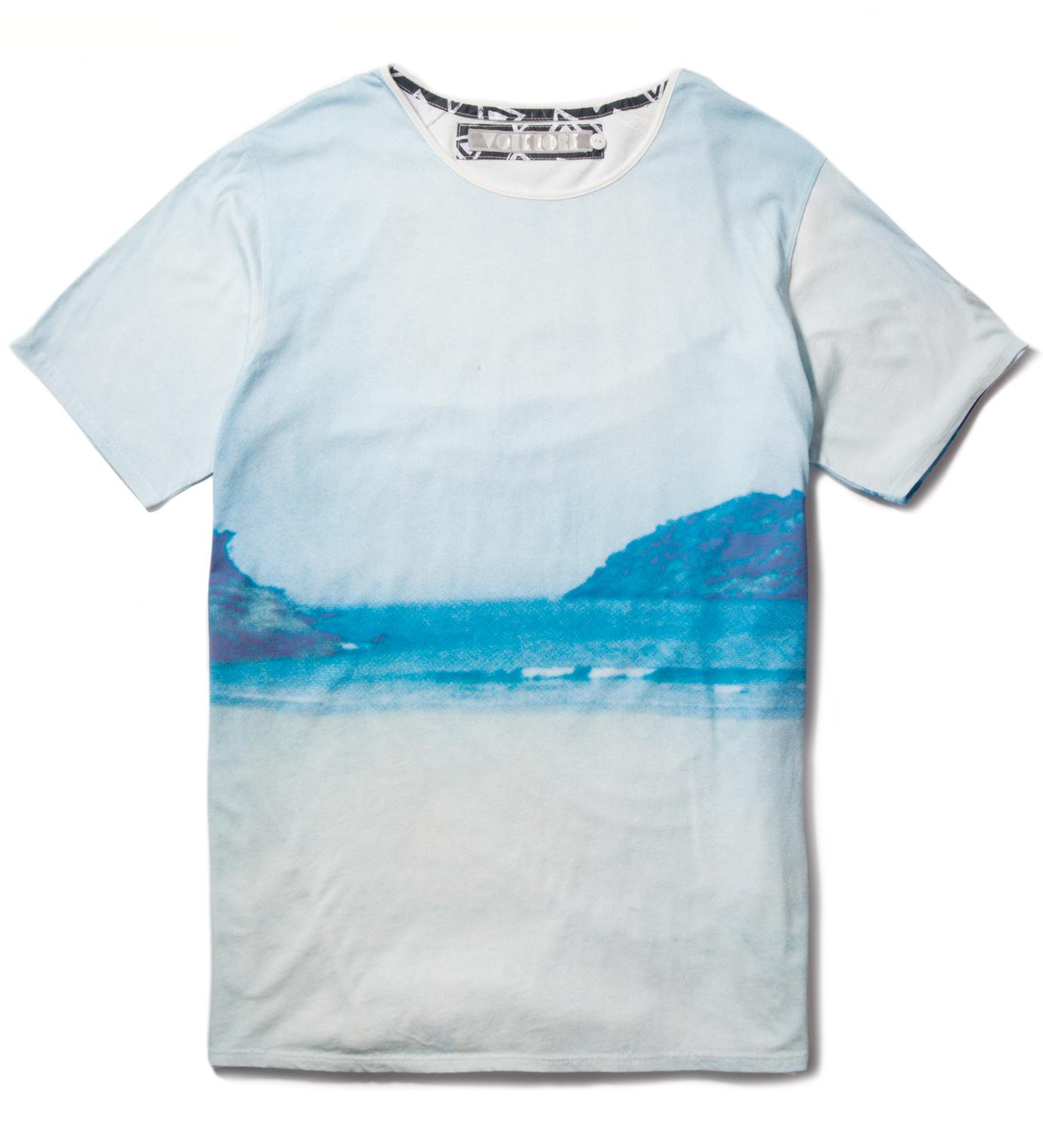 Volklore White Horror T-Shirt