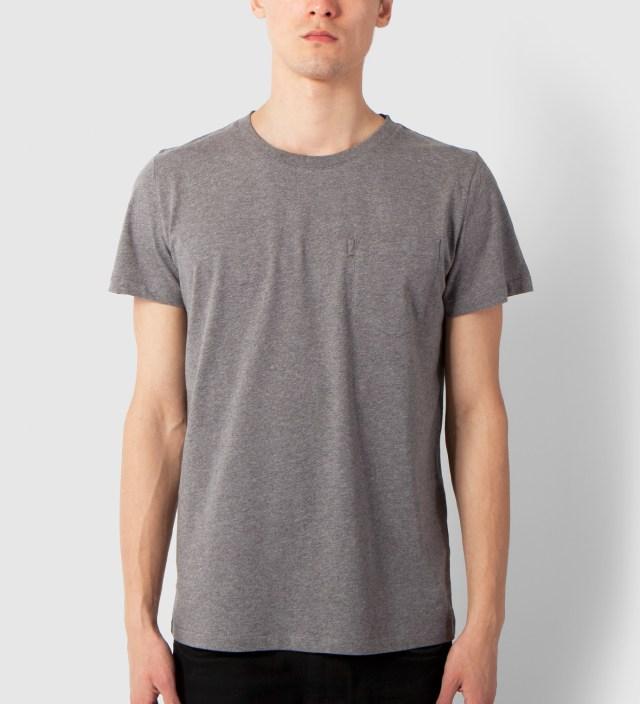 A.P.C. Grey Sport T-Shirt