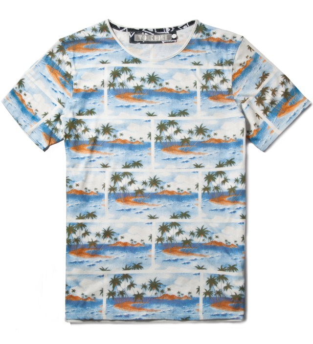 Volklore White Solomons T-Shirt