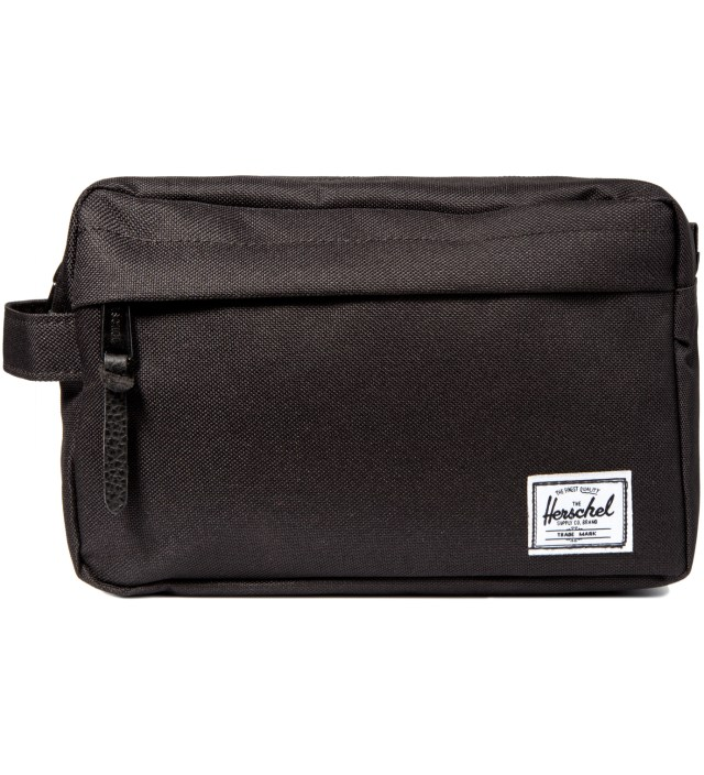 Herschel Supply Co. Black Token Travel Bag