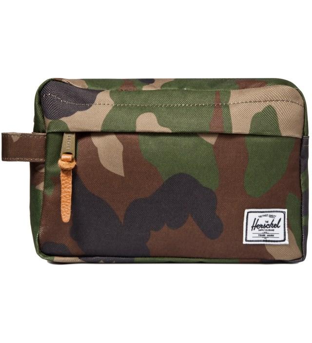 Herschel Supply Co. Woodland Camo Token Travel Bag