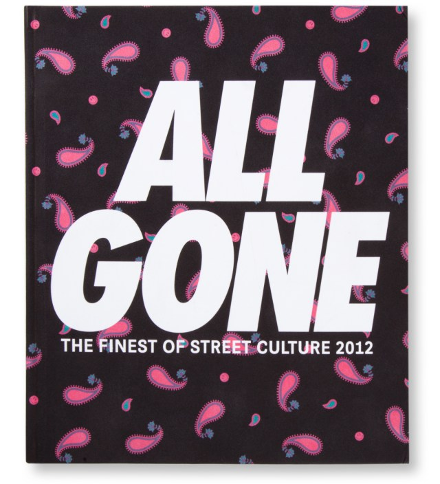 All Gone Black All Gone 2012