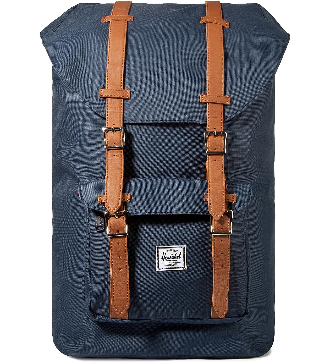 Herschel Supply Co. Navy Little America Backpack