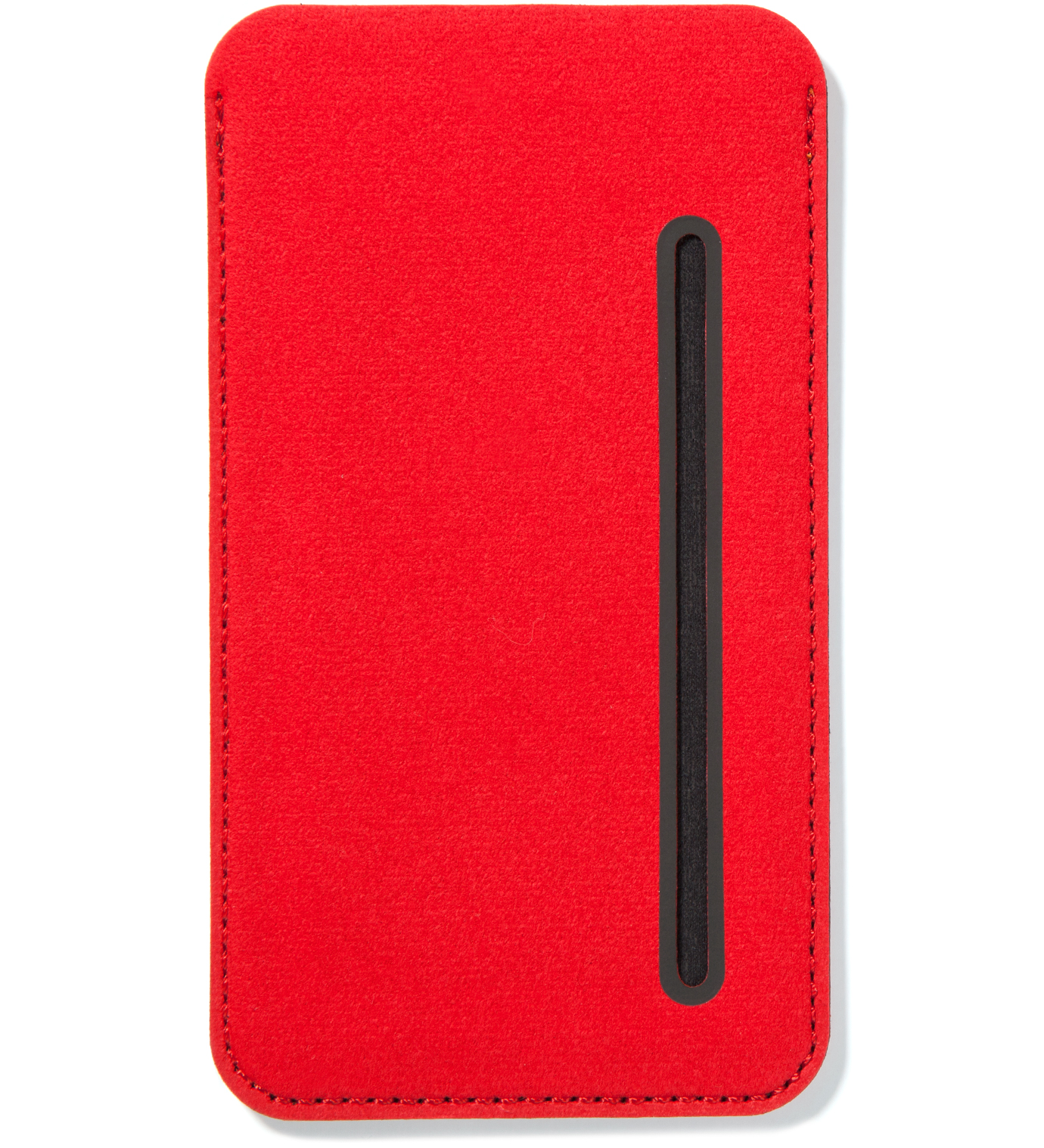 Côte&Ciel Carmine Red Card Pouch for iPhone 5