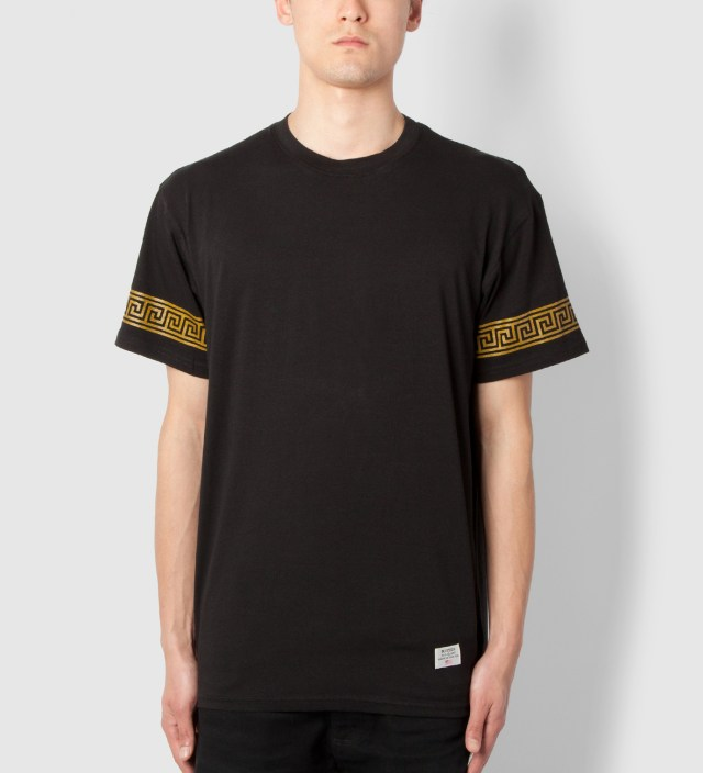 Mister Black/Gold Mr. Greek T-Shirt