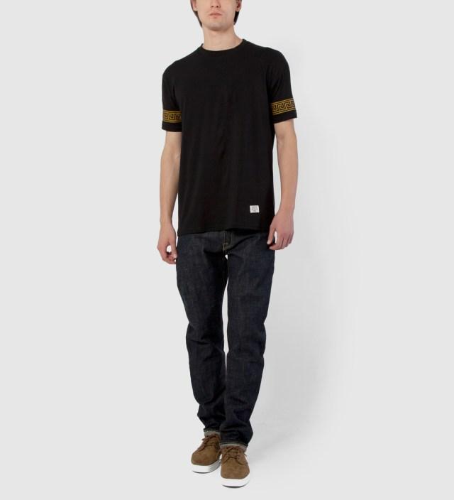 Mister Black/Gold Mr. Greek T-Shirt
