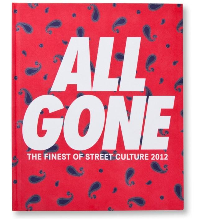 All Gone Red All Gone 2012