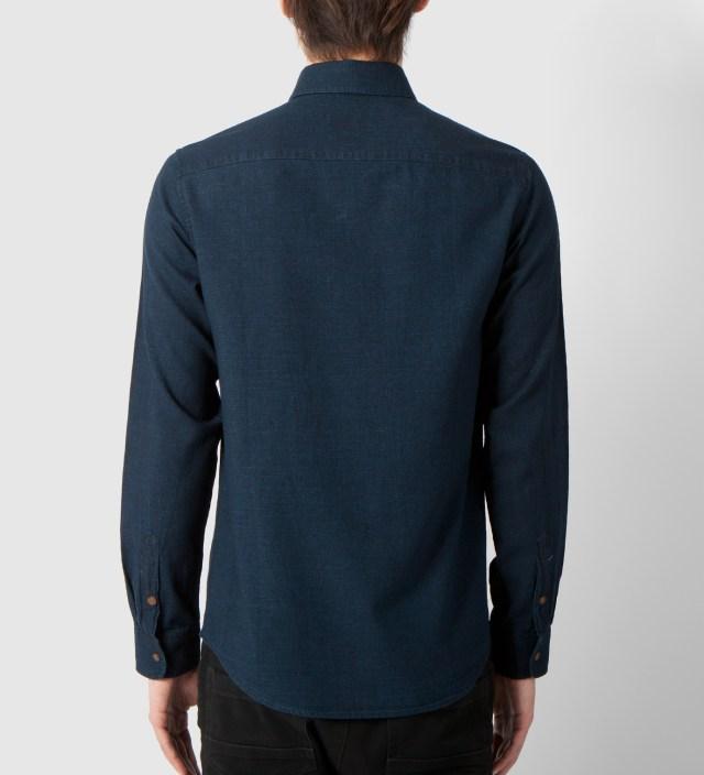 A.P.C. Blue Chemise Shirt