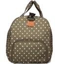 Herschel Supply Co. Olive Polka Dot Novel Bag Novel Bag