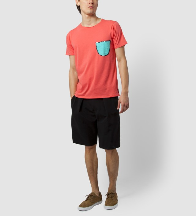 Volklore Turquoise Frontier T-Shirt