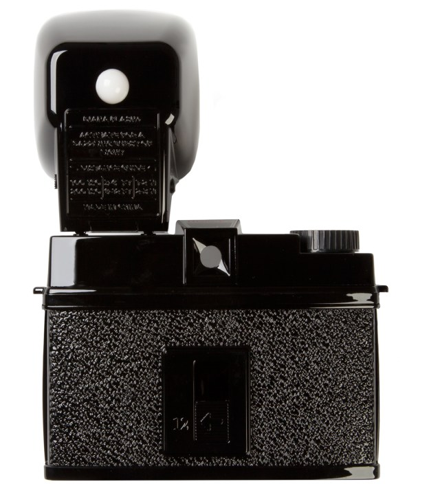 Lomography Diana Black Jack Version