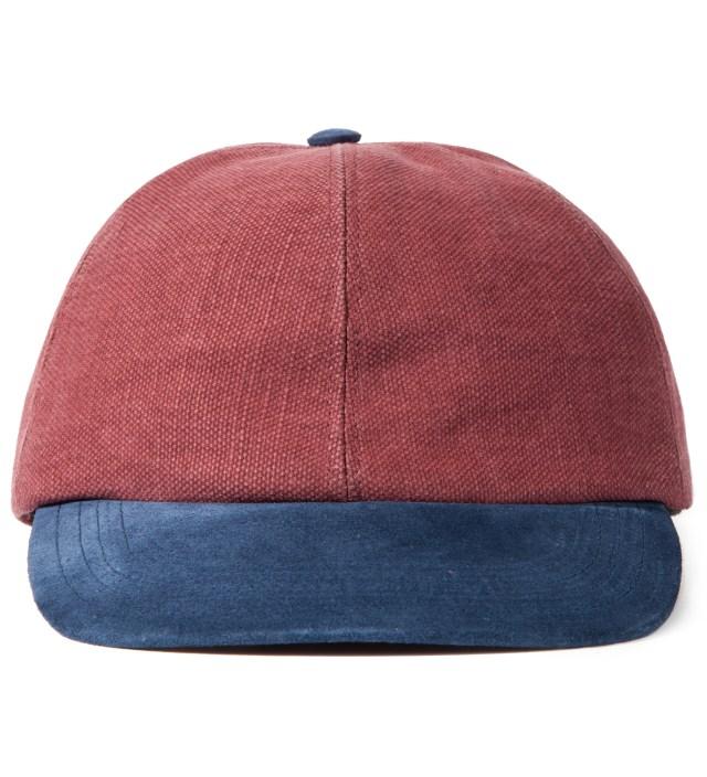 BWGH Brick/Navy Cap