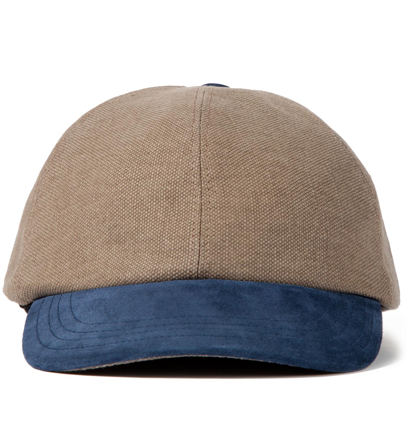 BWGH Grey/Navy Cap