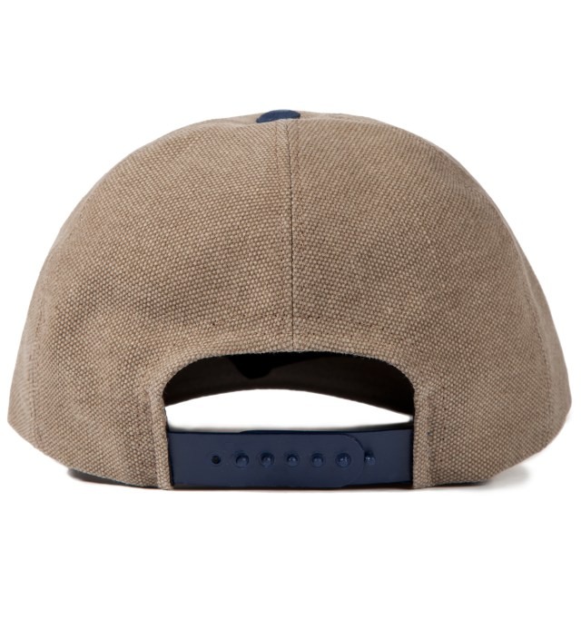 BWGH Grey/Navy Cap