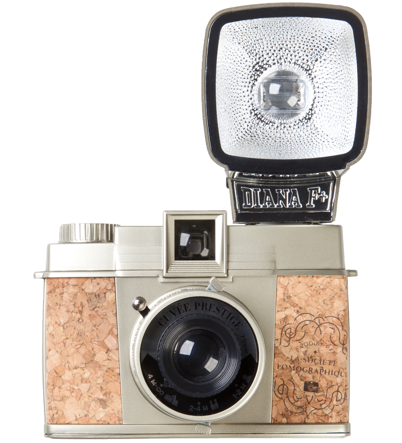 Lomography Diana F+ with Flash Sparkling
