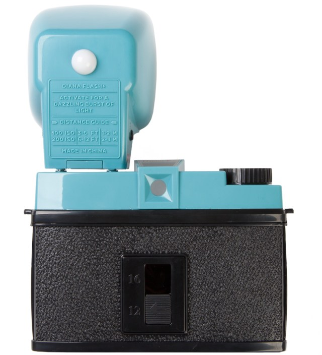 Lomography Diana F+ Package with Flash