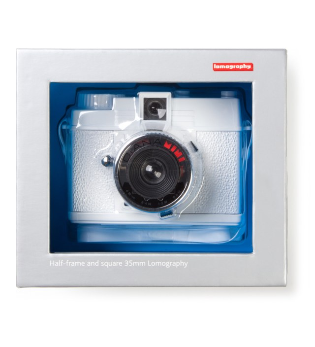 Lomography White Diana Mini
