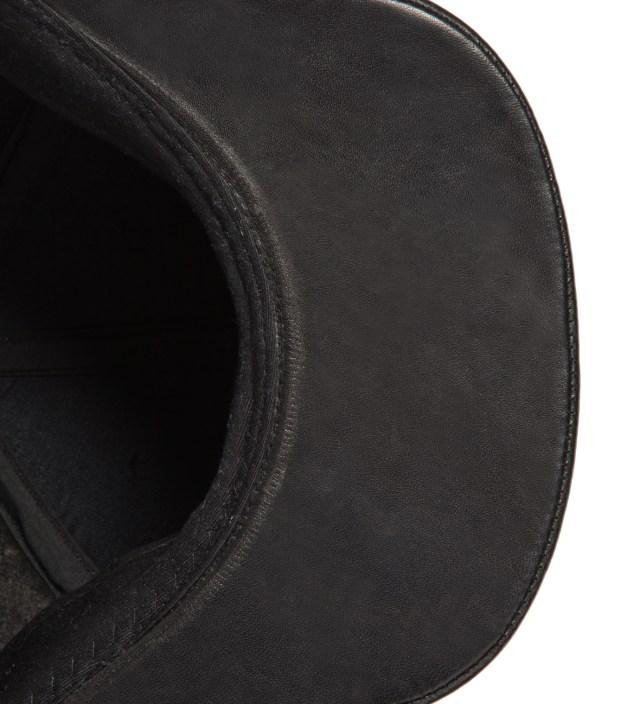 AMBUSH Black Skull Medallion Snapback Cap