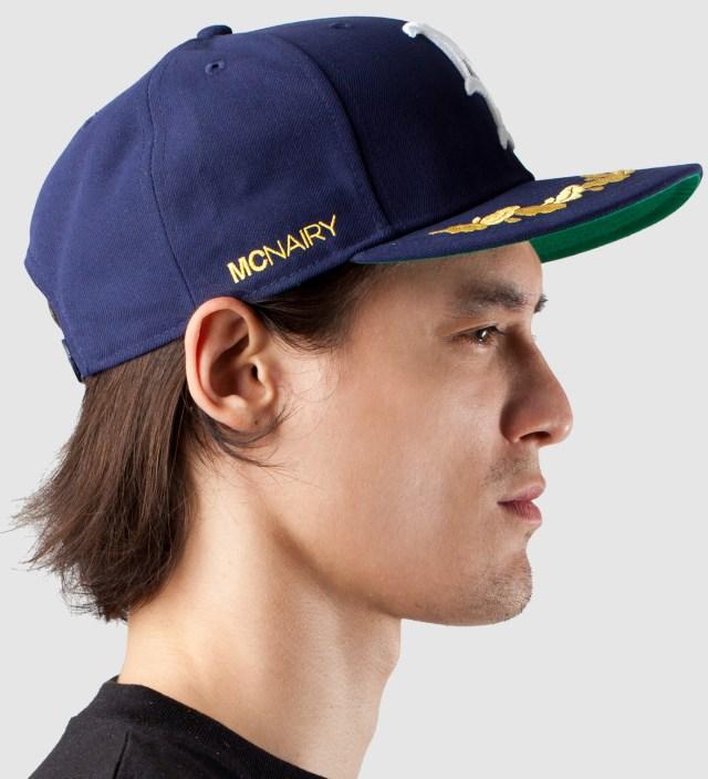 Mark McNairy Navy New Amsterdam New Era Snapback Cap