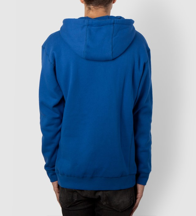 Odd Future Royal Blue One Donut Hoodie