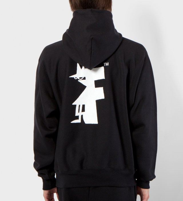 FUCT Black Mr. 8Ball Hooded Yard Suit