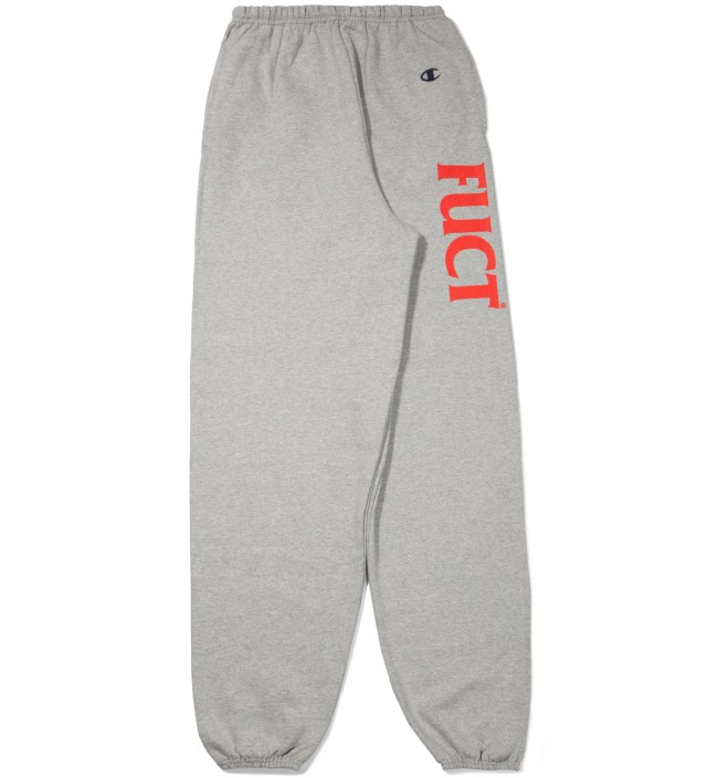 FUCT Grey FUCT Wars Hooded Yard Suit