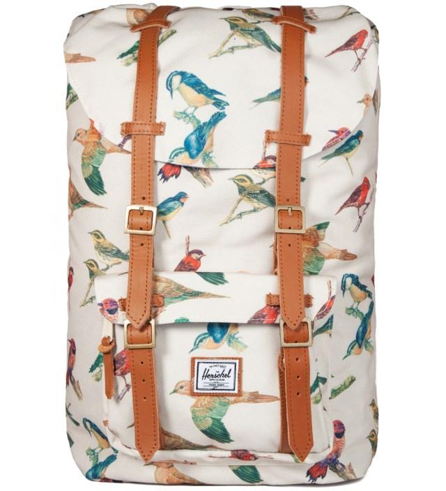 Herschel Supply Co Bird Print Little America Backpack Hbx