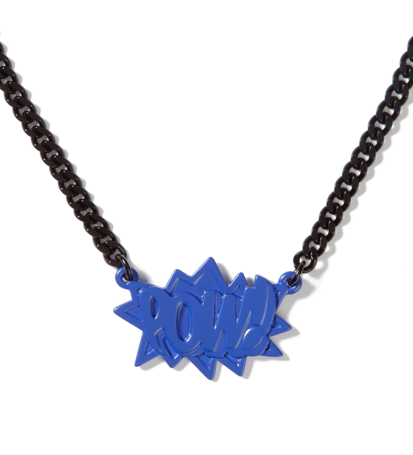 AMBUSH Blue/Black POW! Chain Season6