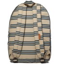 Herschel Supply Co. Navy/Khaki Stripe Settlement Plus Backpack